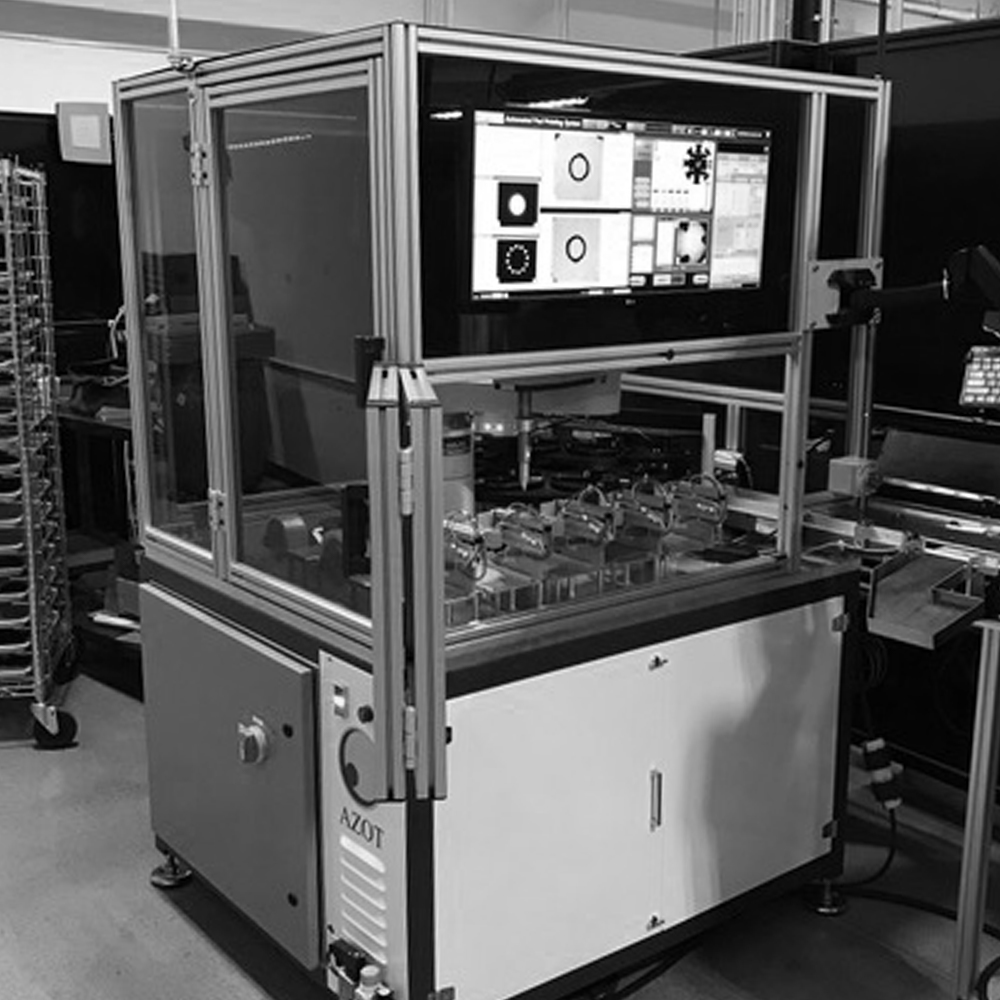 image of AL Systems Automated Lens Sorter and Printer